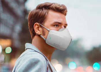 LG innova con el futurista respirador de aire limpio portatil Puricare