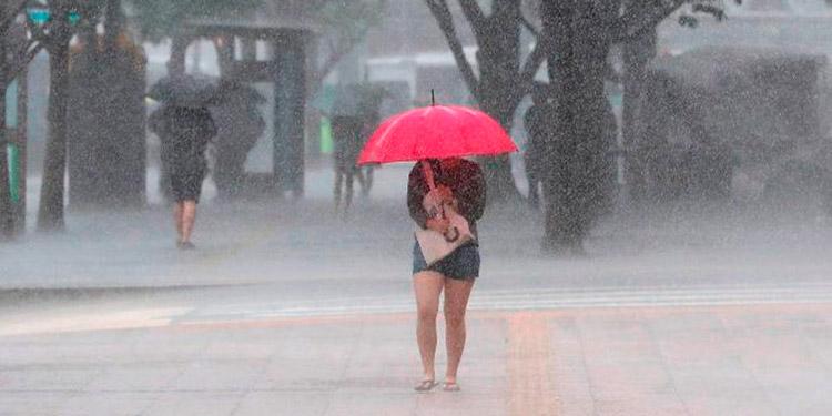 Lluvias de hoy podrían presentarse en el occidente sur y oriente del país (Video)
