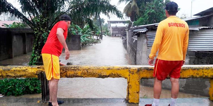 Alerta amarilla para 6 departamentos y verde para 8 por las lluvias