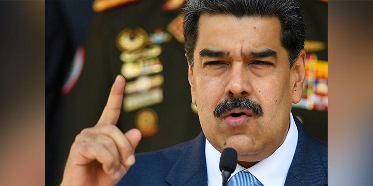 Maduro: Venezuela no ve diferencias entre Trump y Biden