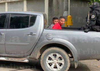 Capturan a cinco miembros de maras en San Pedro Sula