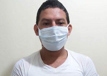 Víctor Alexis Turcios Cárcamo había sido detenido anteriormente por robo y allanamiento de morada.