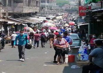 Es permitida la circulación de los ciudadanos para movilizarse con el propósito de poder adquirir los bienes de consumo.