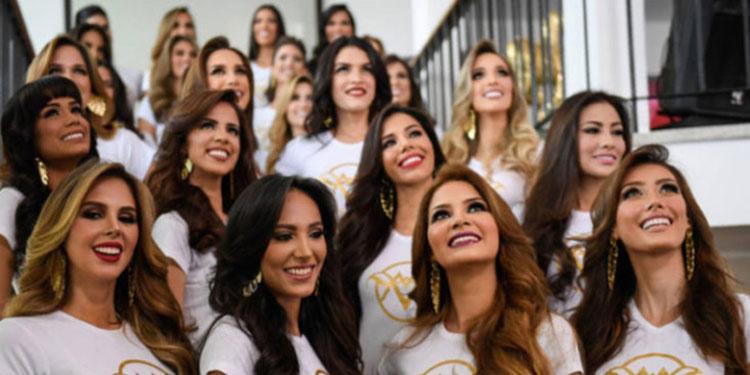El Miss Venezuela en pandemia un show enlatado y fingido