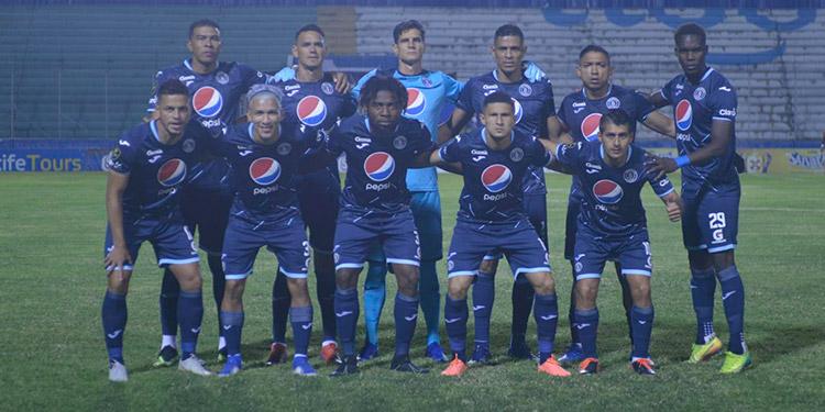 Motagua jugará en el nacional contra el Comunicaciones