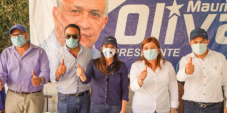 """Reactivan bases azules de """"Juntos Podemos"""" en FM"""