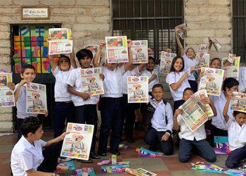 Mi Primer Diario publica edición especial en el Día del Niño