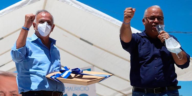 """Mauricio Oliva: """"La unidad del Partido Nacional hay que construirla en las urnas"""