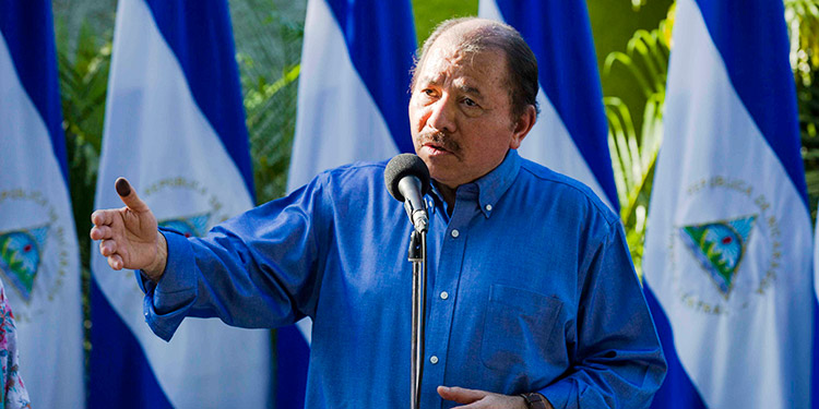 Ortega propone aplicar cadena perpetua en Nicaragua para crímenes de odio