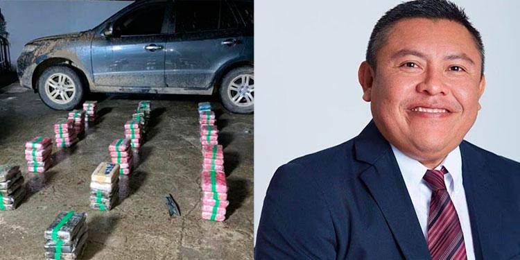 Destituyen a gobernador en Panamá tras decomisarle drogas