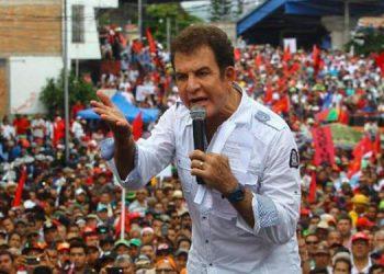 CNE oficializará hoy inscripción de partido de Salvador Nasralla