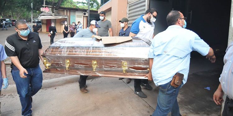 Ayer mismo fueron entregados dos cuerpos de las personas ultimadas supuestamente por una venganza.