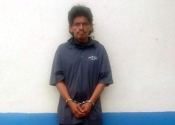 El detenido fue remitido ante la judicatura que ordenó su captura.