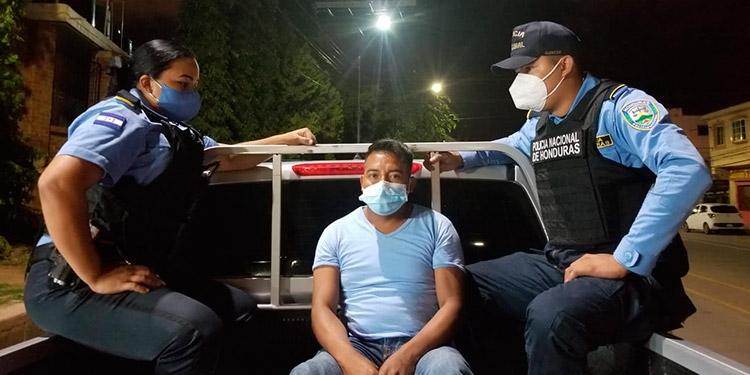 Policía penitenciario es capturado por homicidio