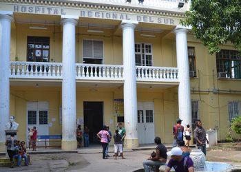 La Plataforma de la Salud señaló que no descartan se pretenda privatizar el Hospital General del Sur, en Choluteca.