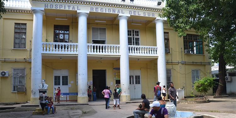 Plataforma de la Salud contra posible privatización del Hospital del Sur