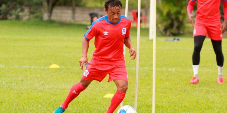 Javier Portillo sigue soñando con la selección nacional