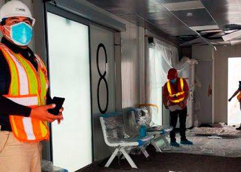 """Hospitales móviles se """"comieron"""" 60% de fondos COVID, según interventores"""