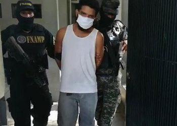 """Según la FNAMP, Luis Francisco Baide Cruz, alias """"Baide"""", es miembro activo de la MS-13."""
