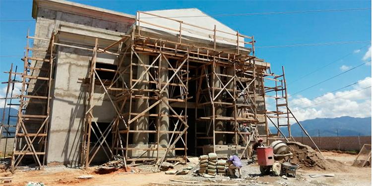 Poder Judicial avanza en la remodelación de edificios judiciales