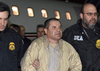 """El narcotraficante, admiraba al presidente Donald Trump y consideraba que Barack Obama fue """"un cobarde inútil"""", según reveló Jeffrey Lichtman, uno de sus abogados.  (LASSERFOTO AP)"""