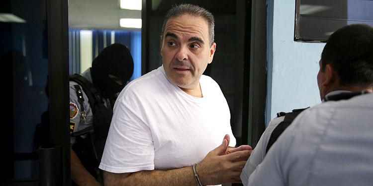 Una Corte de Vigilancia Penitenciaria de El Salvador redujo dos años de prisión al expresidente Elías Antonio Saca, del acumulado de 12 años que enfrentaba.  (LASSERFOTO EFE)