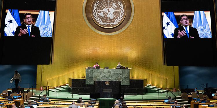 Latinoamérica pide en la ONU acceso a vacunas contra COVID-19