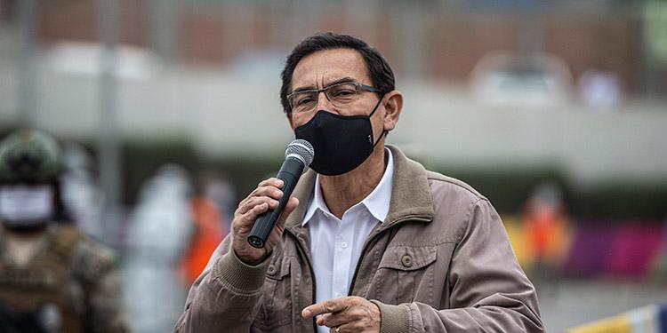 Constitucional confirma juicio de destitución contra presidente de Perú