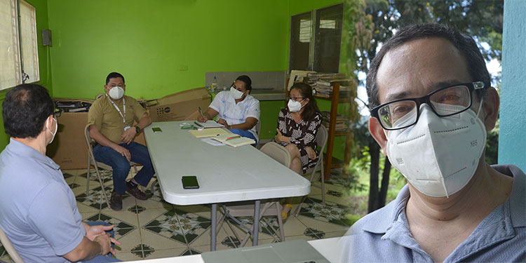 """El proyecto """"Santuario Alimentario"""" está valorado en un millón de dólares y podrá iniciar en noviembre próximo, informó el coordinador Salvador Díaz (foto inserta)."""