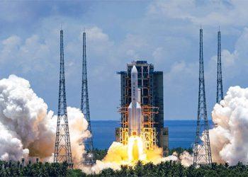 Sonda china se dirige a Marte