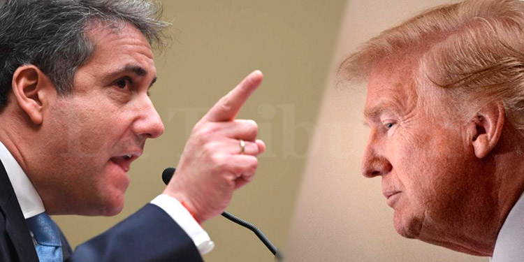 Ocho revelaciones del libro de Michael Cohen, el exabogado 'desleal' de Trump
