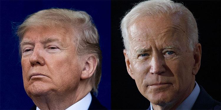 Trump no quiere cambiar las reglas de los debates tras caótico duelo verbal con Biden