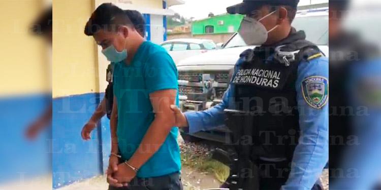 Por la violación de una mujer cae hombre en Santa Rosa de Copán