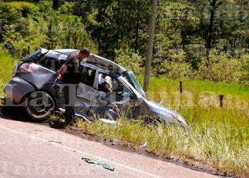 Dos mujeres mueren en brutal accidente de tránsito