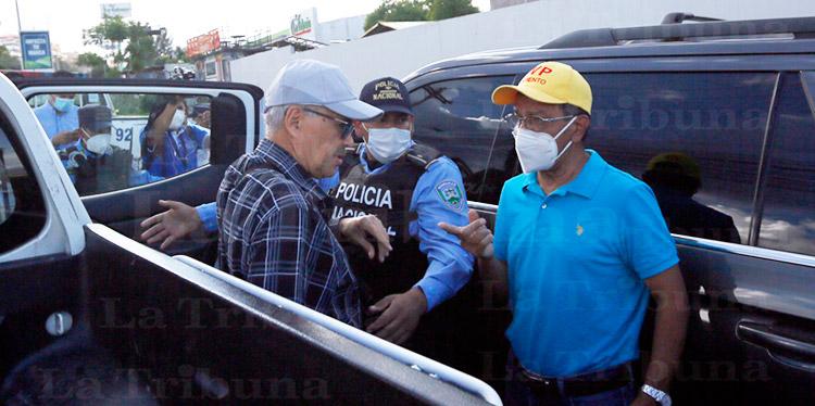 Tras persecución cae un hombre por agresión sexual en Comayagüela