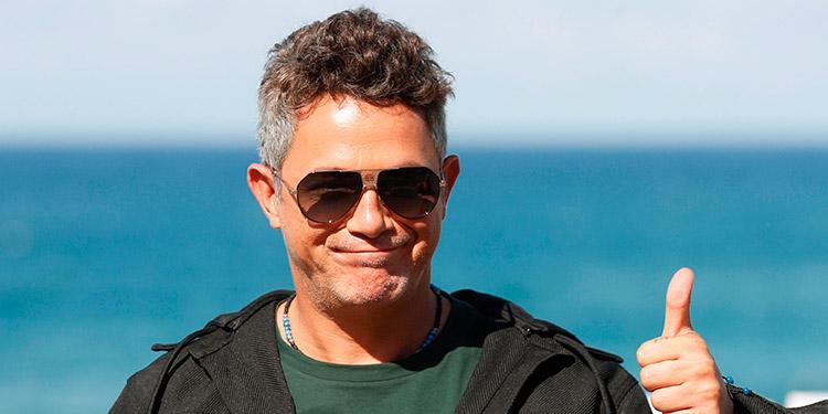 Alejandro Sanz lanza el guante al cine: ¿Por qué no hacer una película?