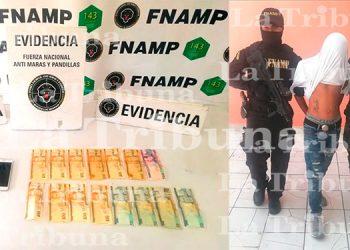 """Alias """"Mascota"""" detenido por extorsión en la capital"""
