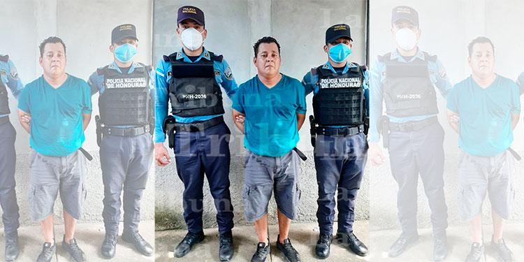 Capturan a hombre que quemó viva a mujer en Pinalejo, Santa Bárbara