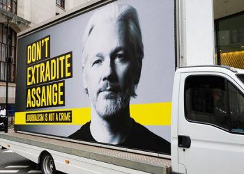 Jueza británica ordena a Assange no interrumpir a testigos