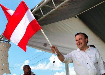 Darío Banegas y la 'Revolución de la Esperanza' conquistan Olancho