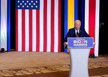 Biden pone 'Despacito' y llena las redes sociales