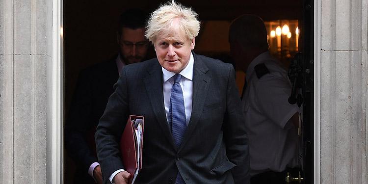 Johnson avisa de la 'inevitable' llegada de una 'segunda ola' al Reino Unido