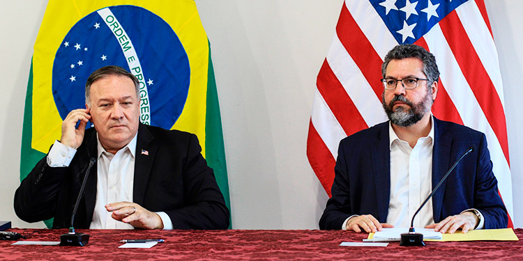 Brasil y EEUU afirman que Venezuela verá caer a Maduro en algún momento