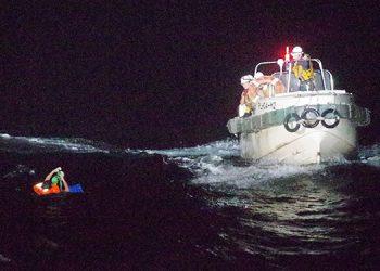 Un carguero se hunde cerca de Japón con 43 personas y 6.000 vacas