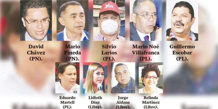 """""""Lluvia"""" de candidatos suena para la alcaldía capitalina ¿quiénes son?"""