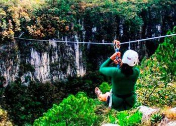Anuncian reapertura del 'Canopy Extremo' de La Campa