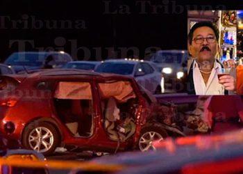 Padre e hija hondureños mueren en brutal accidente vial en EEUU