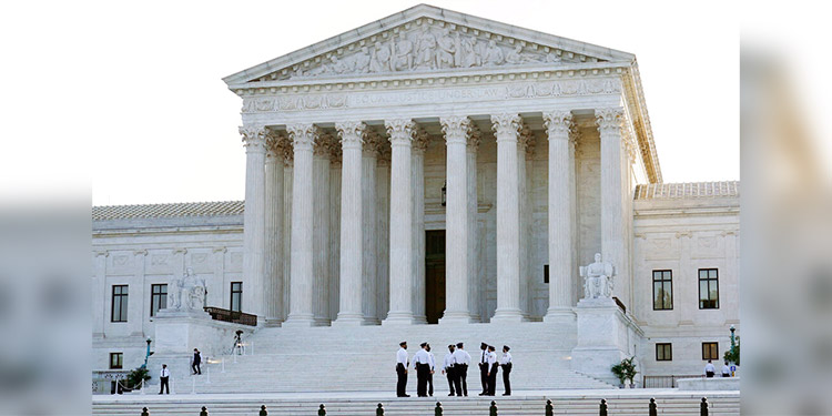 Se prevé asistencia de miles a funerales de jueza Ginsburg