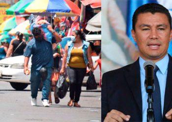 """Ebal Díaz: """"Cantidad de personas en las calles excede a lo que consideramos prudente"""""""