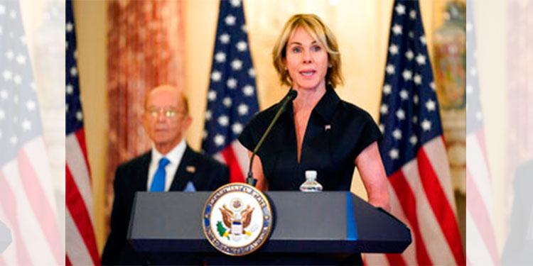 Aislado de otros países EEUU restablece sanciones a Irán